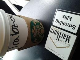 read my name on the coffee , burakiran - March 2015