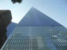 New World Trade Centre Nr.1 , Ingrid E - August 2014