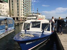 our boat, Dario M - May 2016