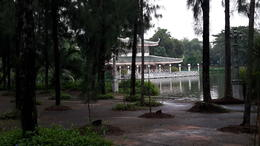 Restaurant at Sampran Riverside , Joan T - December 2014