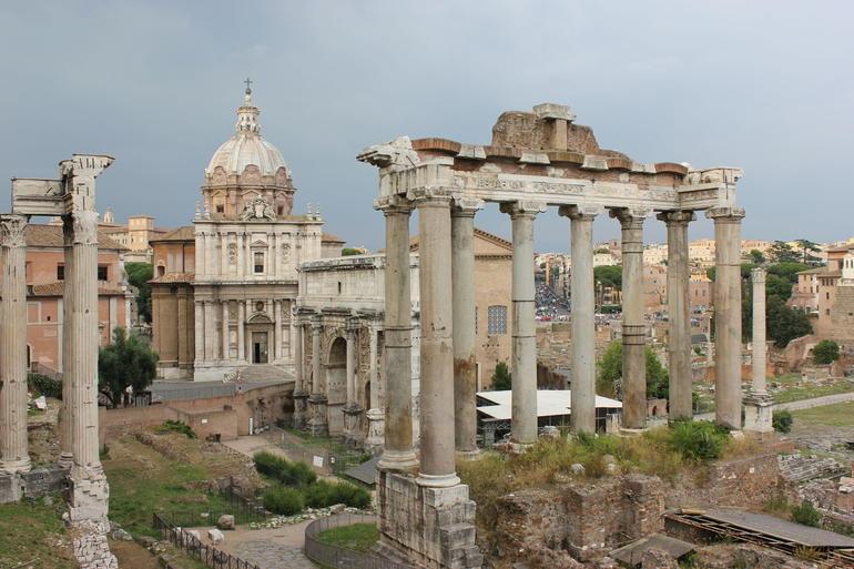 Roman Forum -