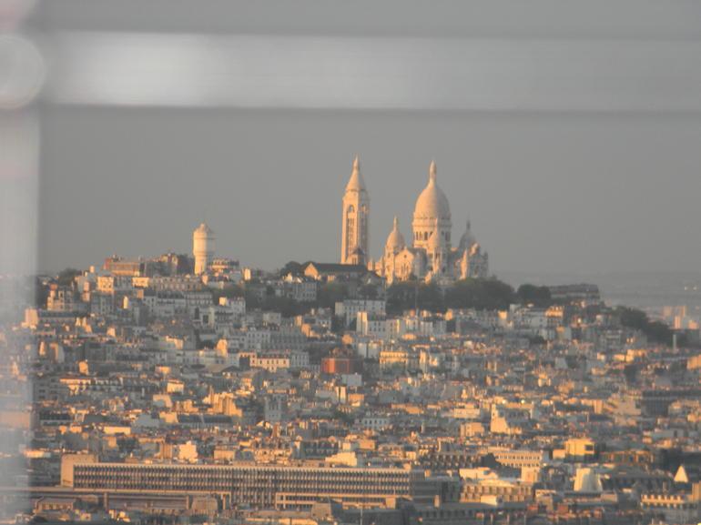 Sacr�-Coeur de Montmartre - Paris