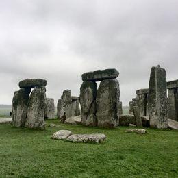 Stonehenge , Elena K - February 2016