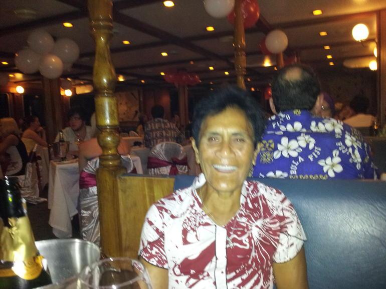 Fiji Sunset Dinner Cruise Including Fijian Cultural Show