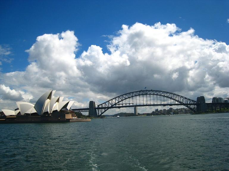 Sydney Bridge & Opera House - Sydney