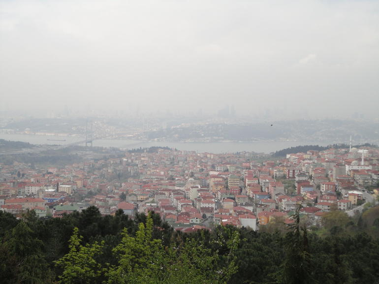 Istanbul Two Continents Half-Day Tour photo 15
