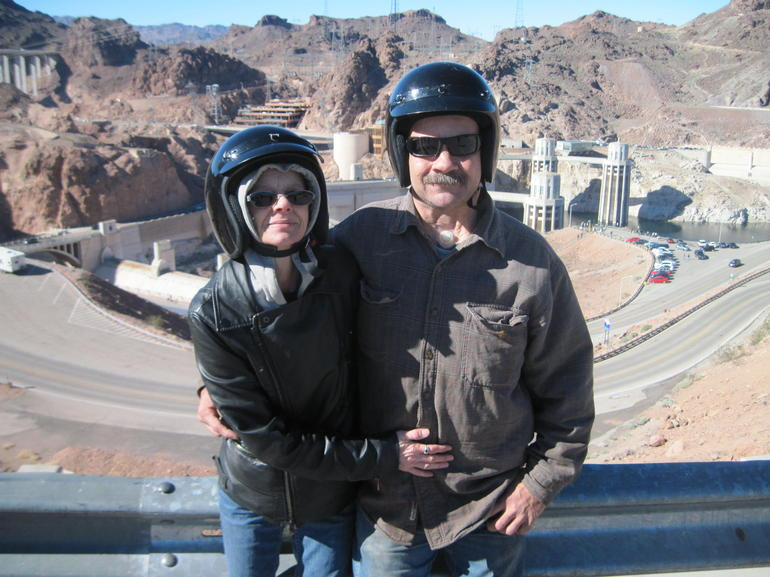 Hoover Dam Trike Tour photo 49