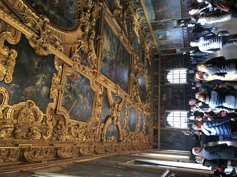 4-Hour Venice Walking tour with Skip the line Doge's Palace & St Mark's Basilica