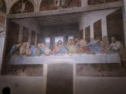 Da Vinci's The Last Supper , Stuart G - June 2017