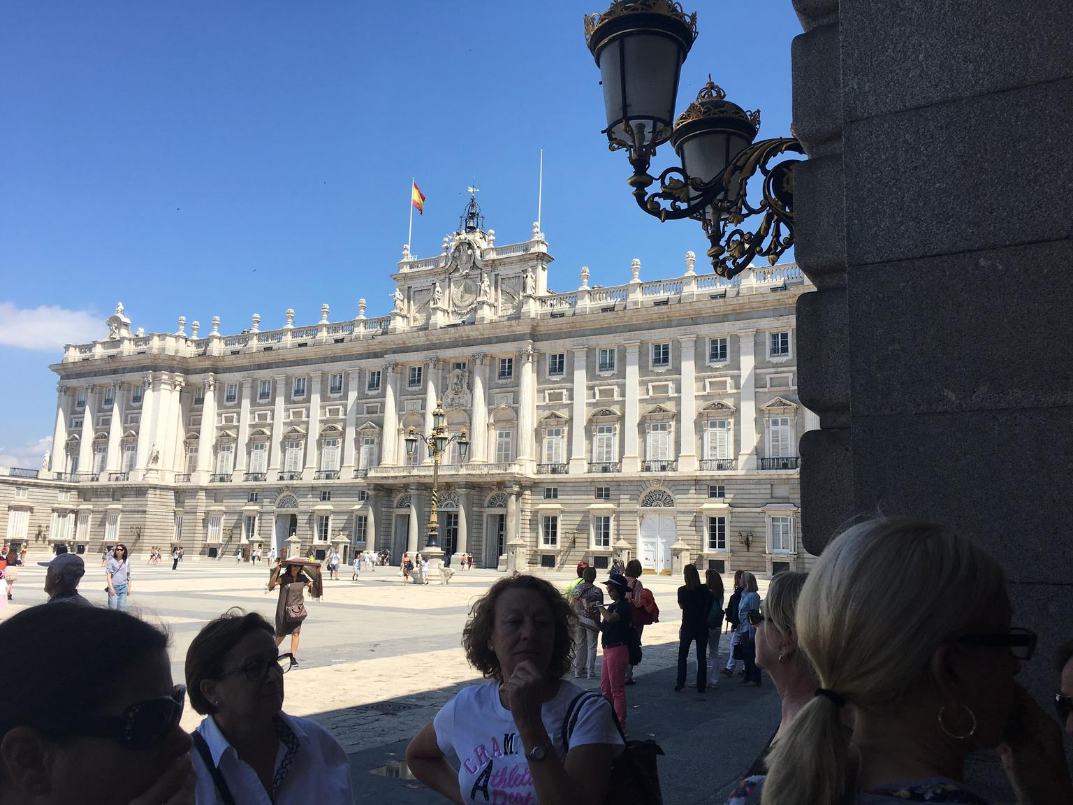 MÁS FOTOS, Madrid City Sightseeing and Skip the Line Royal Palace Guided Tour