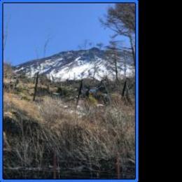 4th station on Mt. Fuji , Lawell K - January 2018