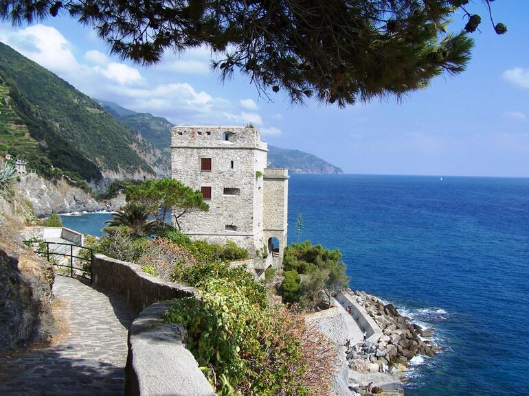 Monterosso Cinque Terre - Florence