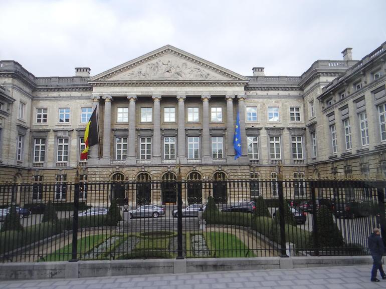 Belgium Parliment - Amsterdam
