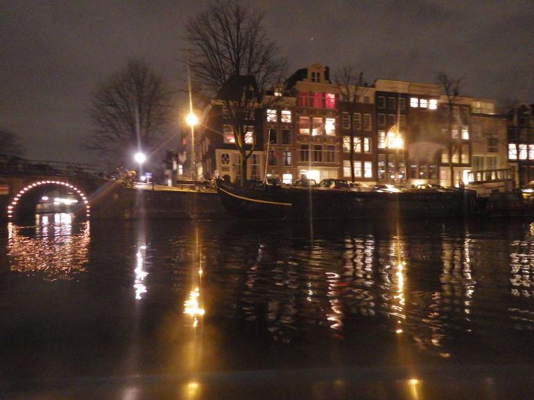 Canaux amsterdam - Amsterdam