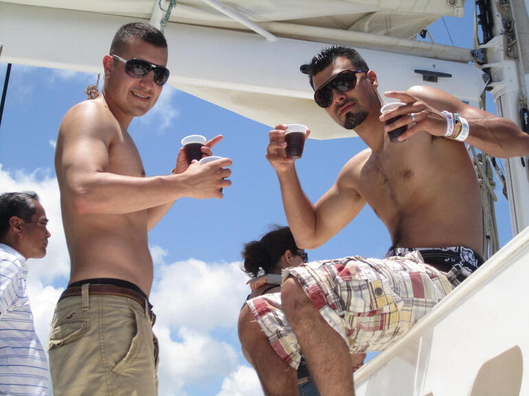 Catamaran Cruise - Punta Cana