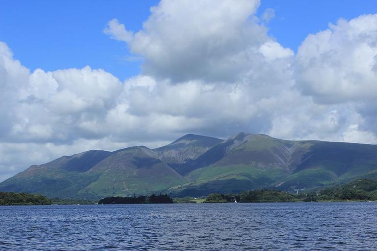 Derwent water cruise - Lake District