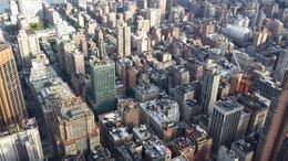 blck von oben auf NEW YORK super , krause - August 2013