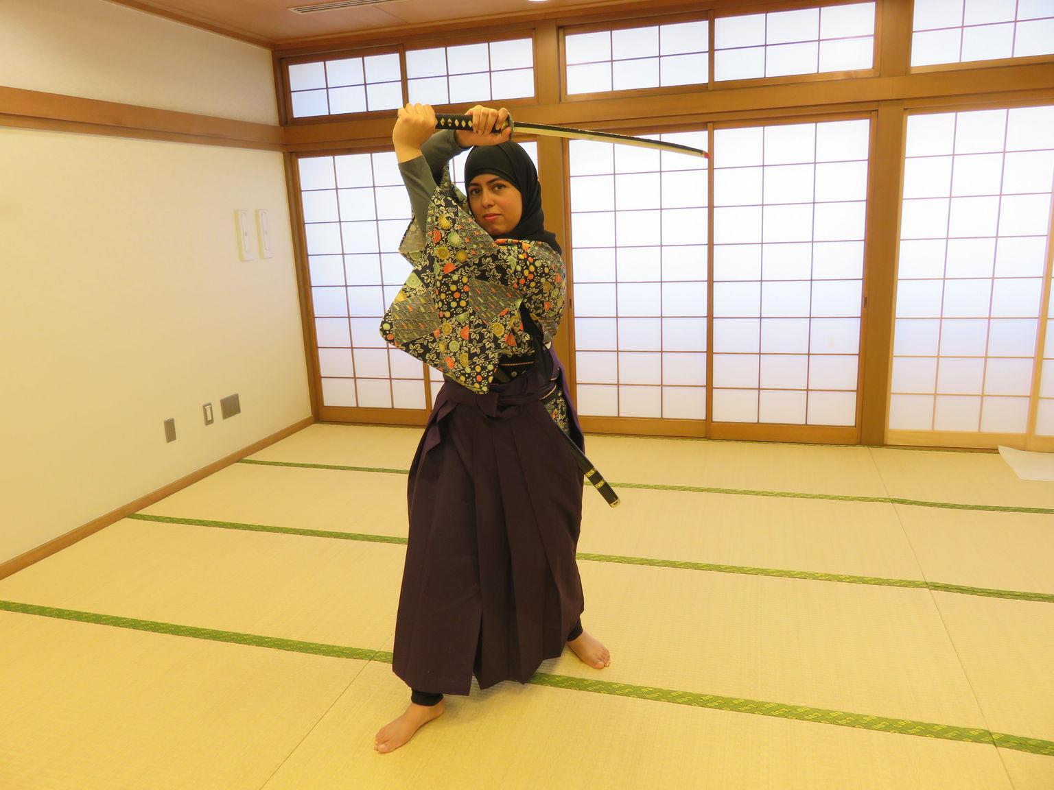 MÁS FOTOS, Samurai Training Tokyobon