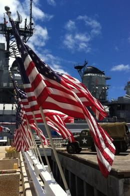 Pearl Harbour tour Oahu , andrew k - August 2014