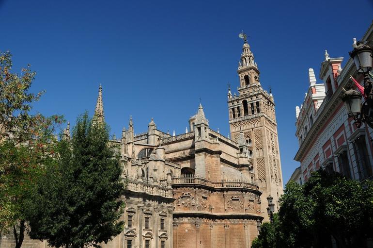 Giralda Tower, Seville - Granada