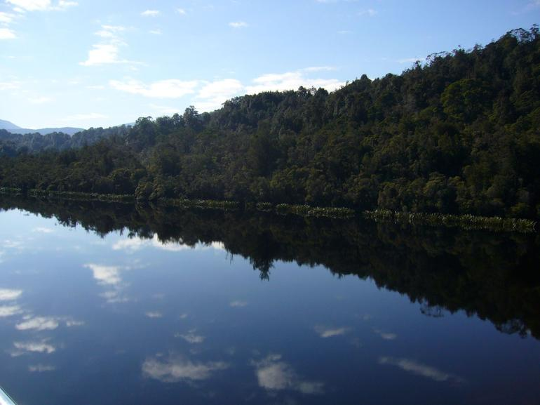 Gordon River Cruise, Still Water - Tasmania