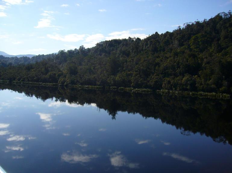 Gordon River Cruise, Still Water - Tasmania