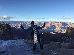 Grand Canyon , Diana R - January 2016