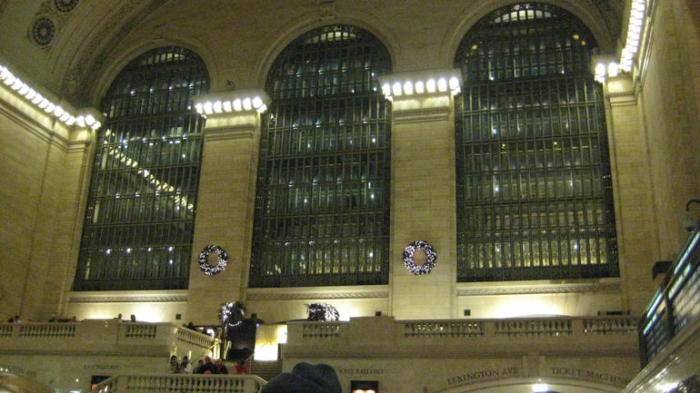 Grand Central Station 12/2010 - New York City