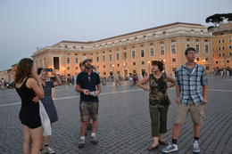 Illuminated Rome Night Tour - August 2012