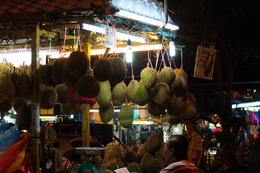 Durians! - July 2012