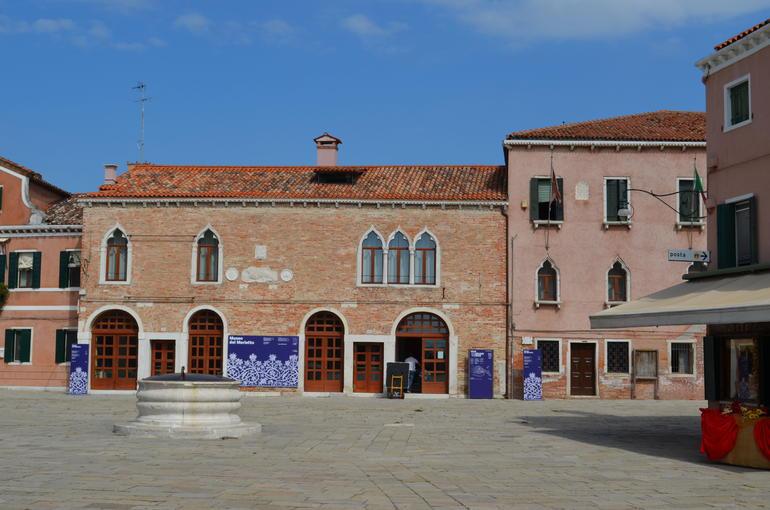 Museo del Merletto - Venice