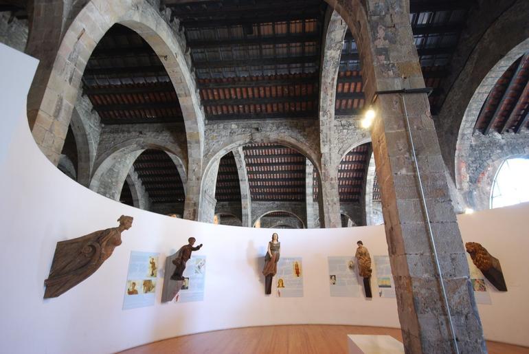 Museu Maritim Architecture - Barcelona