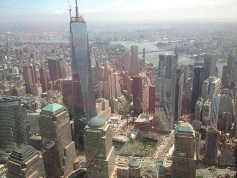 New York Rundflug - New York City