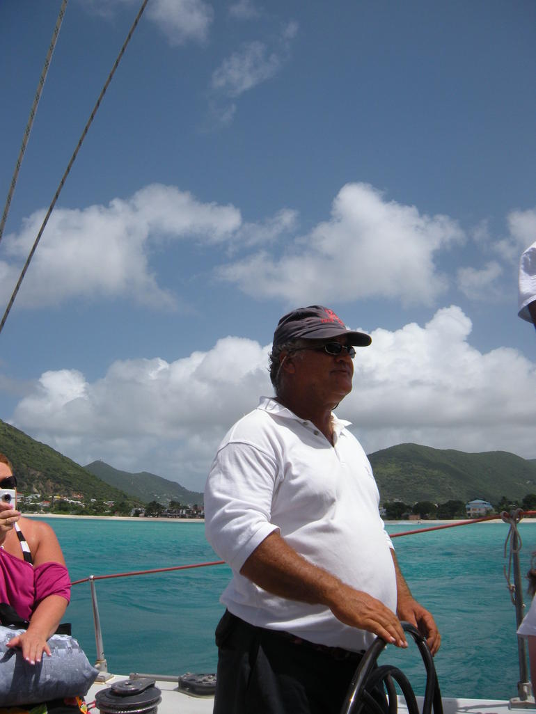 Our Captain in Canada II - Philipsburg