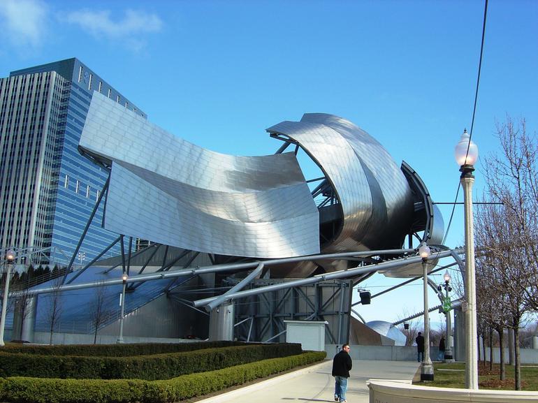 Pritzker Pavilion - Chicago