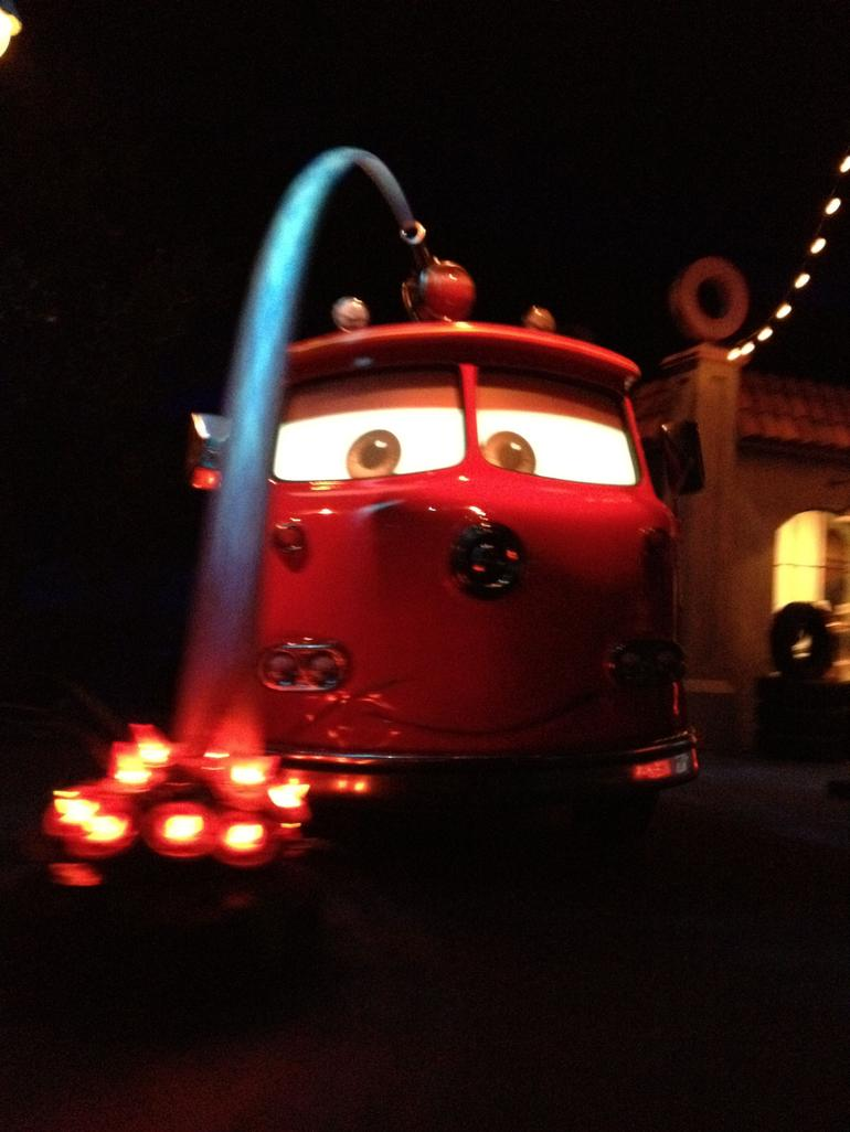 Radiator Springs Racers - Los Angeles