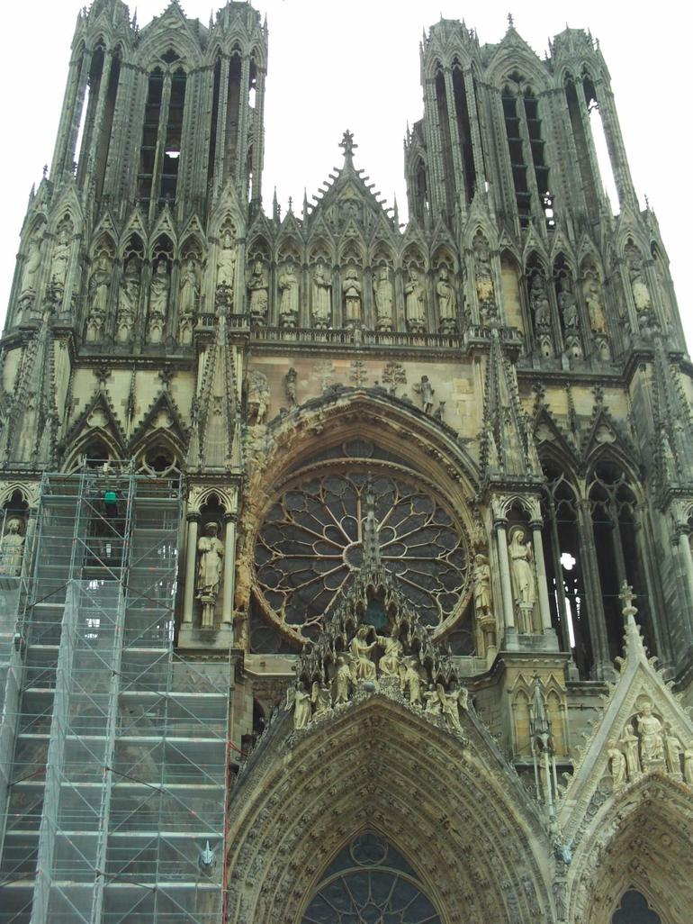 Reims Cathedral - Paris