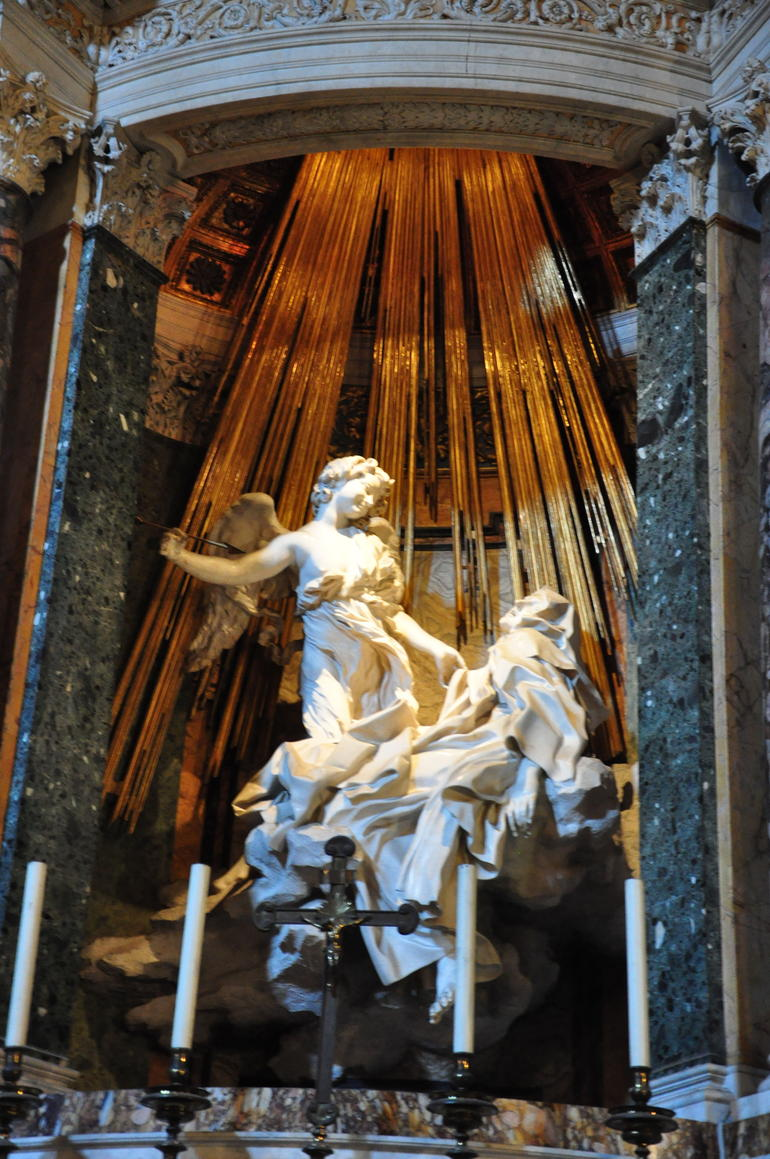 Rome Angels and Demons Half-Day Tour - Rome