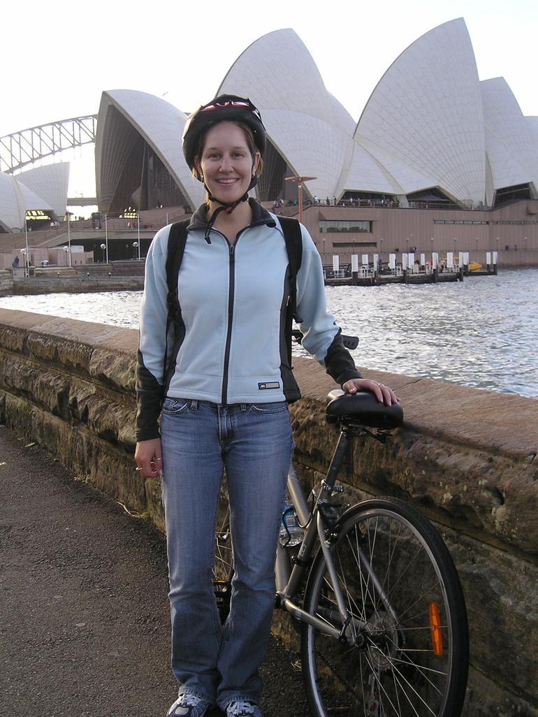 Sydney Bike Tour - Sydney Opera House - Sydney