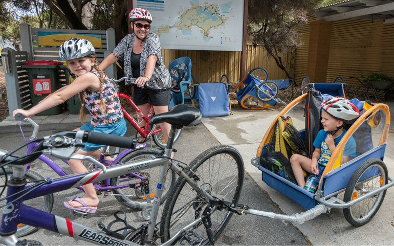 Rottnest Island with Bike Hire from Perth or Fremantle photo 9