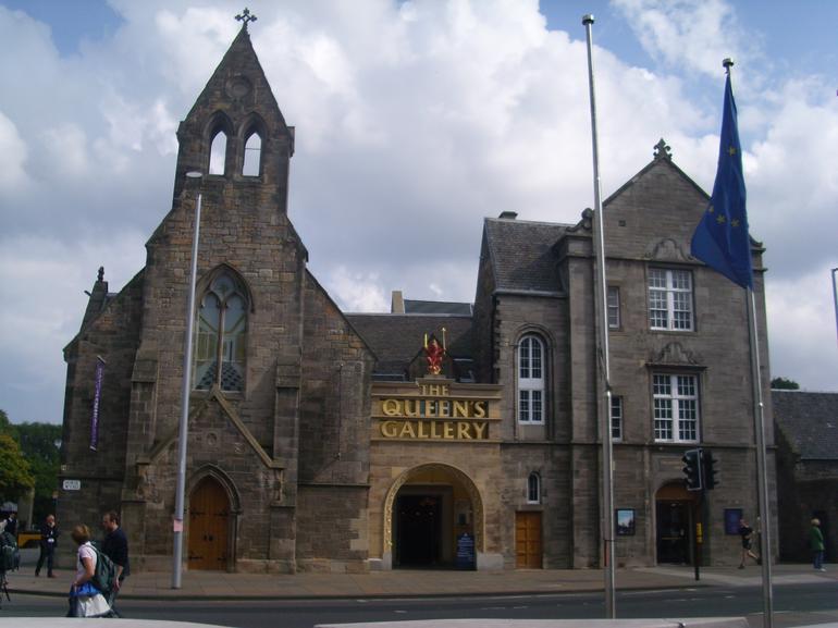The Queens Gallery - Edinburgh