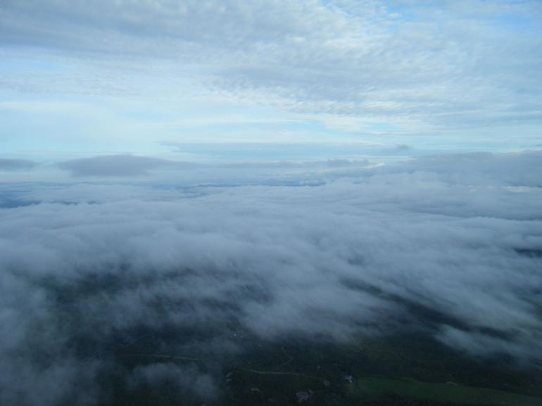 Up in the clouds - Cairns & the Tropical North