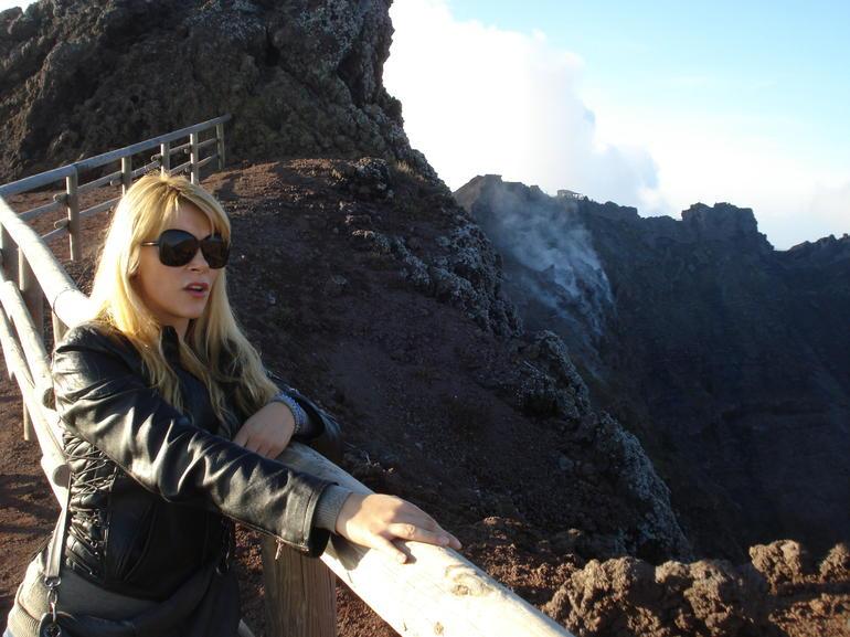 Vesuvius - Naples