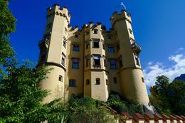 Hohenschwangau Castle , Carl B - October 2016
