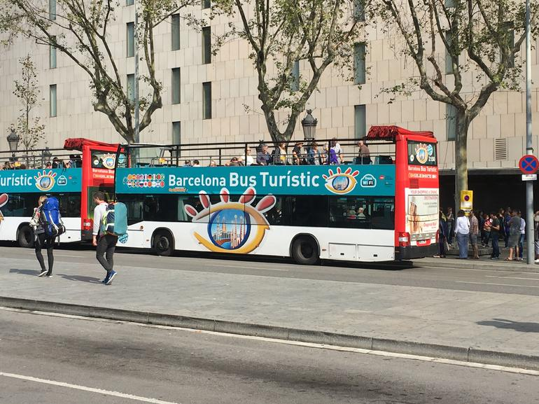 City Sightseeing Barcelona Hop-On Hop-Off Bus Tour