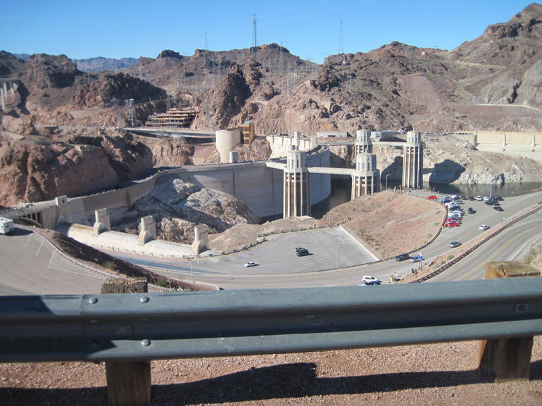 Hoover Dam Trike Tour photo 48