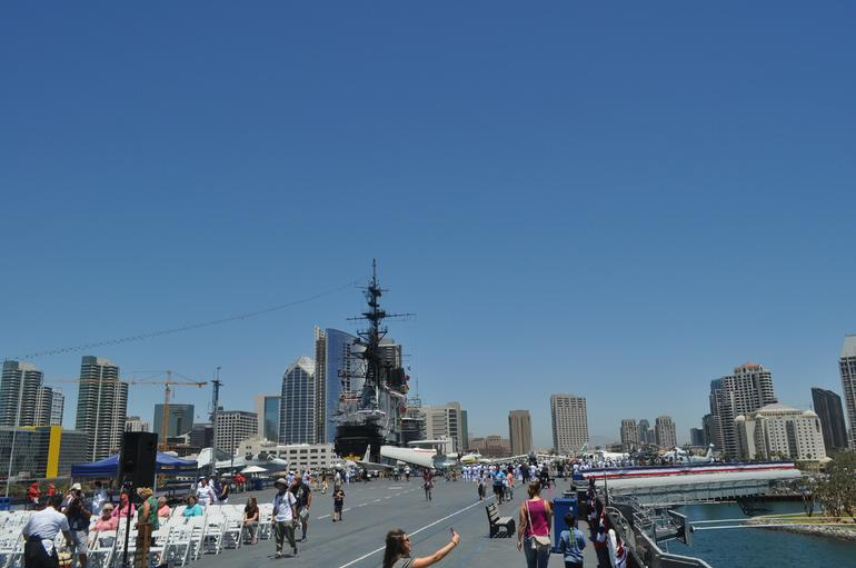 Skip the Line: USS Midway Museum Admission Ticket photo 21
