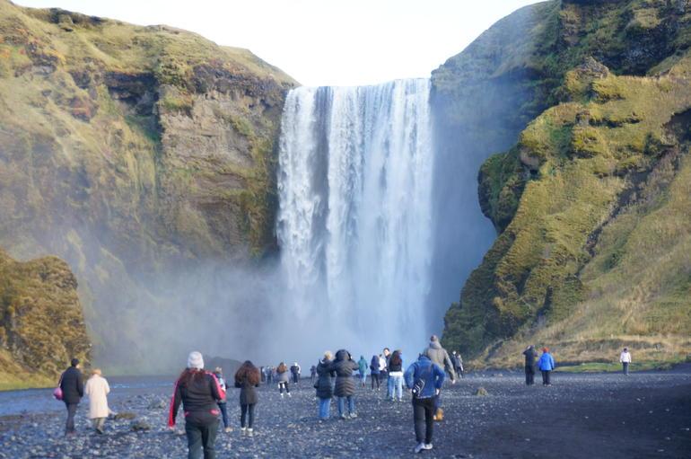 South Coast and Jökulsárlón Glacier Lagoon Day Tour from Reykjavik