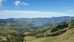 great view of Akaroa Harbour , Leanne B - February 2018