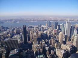 Depuis l'Empire State Building , Grégory R - January 2011